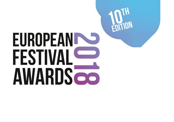 European Festival Awards 2018